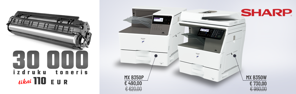 Sharp MX B350P un MX B350W