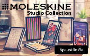 Moleskine Studio mazais LT